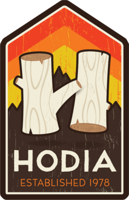 Hodia Sticker