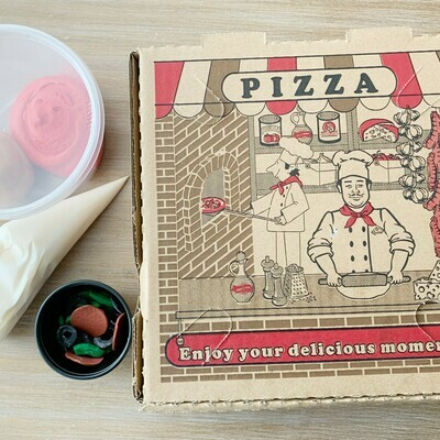 PIZZA PARTY COOKIE KIT WEDS JAN 20