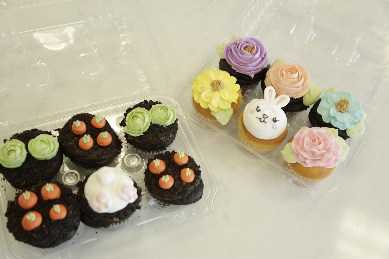 Spring/Easter Cupcake 6 Pack