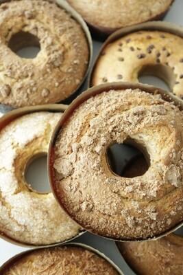 Cream Coffee Cakes