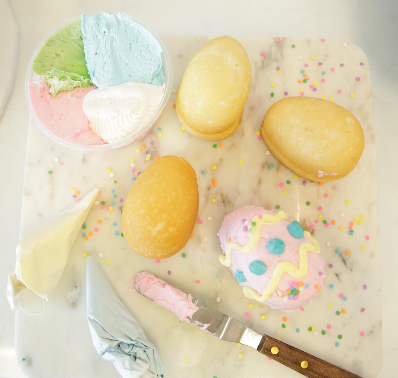 Easter Egg Cake Decorating Kit