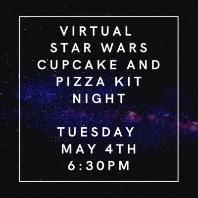 Star Wars Cupcake & Pizza Kit