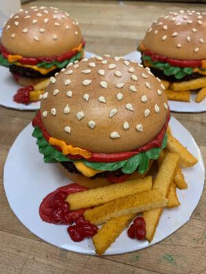 Burgers 4 Dad
