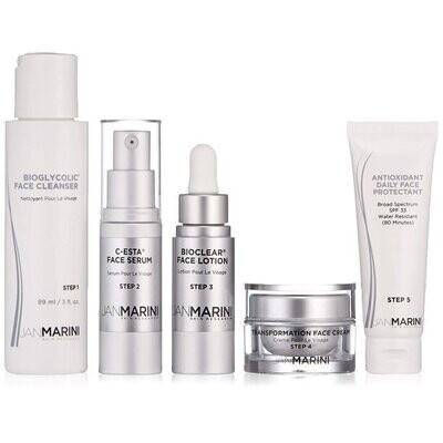 Jan Marini Skin Care Management Starter System - Normal/Combination Skin