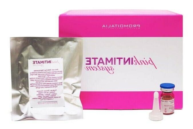 Promoitalia Pink Intimate System 7 vails