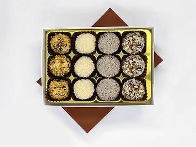 Vegan Truffles - BOX of 12