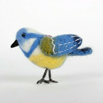 Vilten vogeltjes
