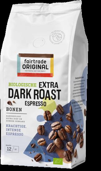 Espresso bonen Extra Dark Roast 500 gr