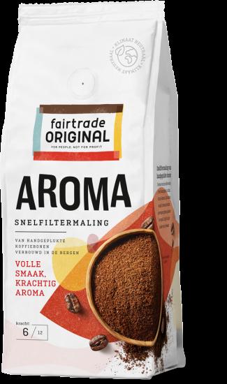 Aroma snelfiltermaling 500 gr