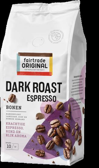 Espressobonen Dark roast 500 gr