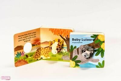 Babyboekjes met poppetje