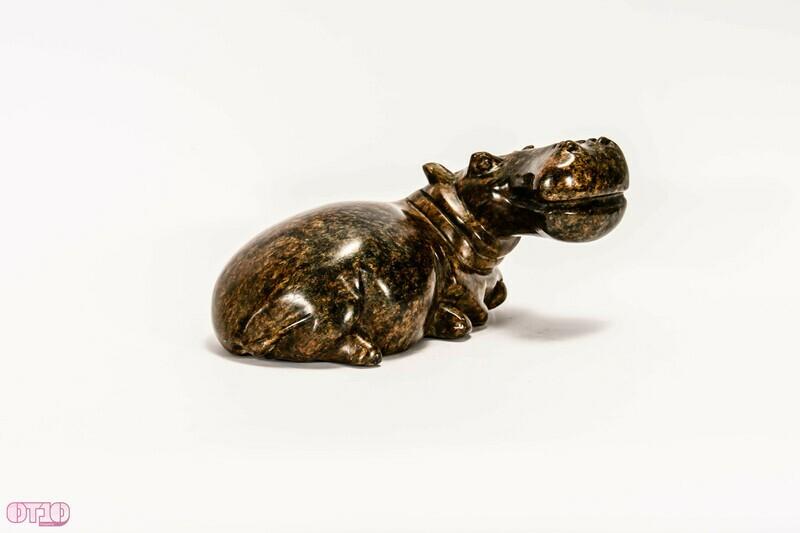 Beeld nijlpaard