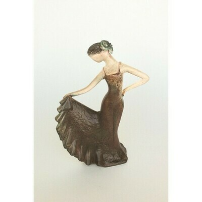 Beeld Flamenco tinto