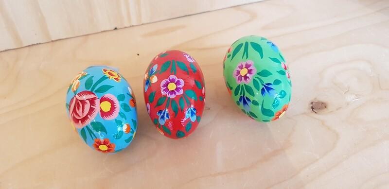 Sier ei van hout