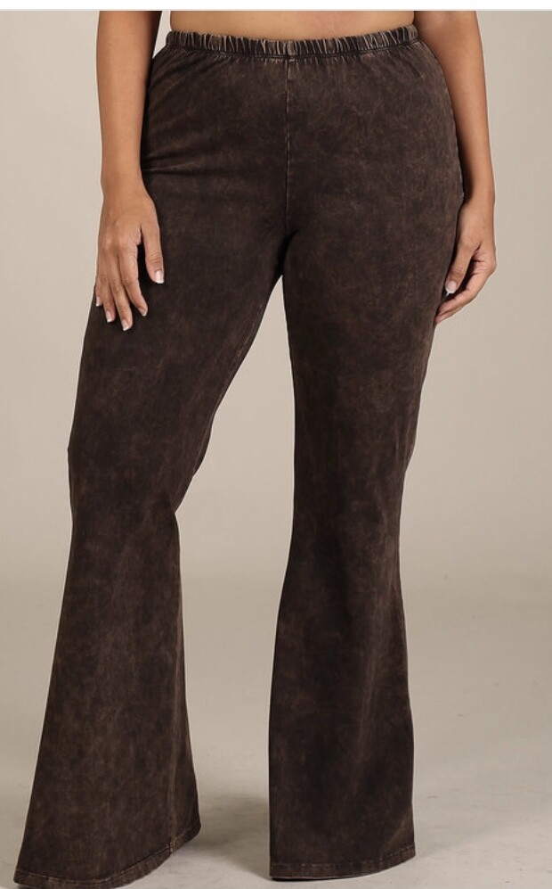 Brown Mineral Chat Flares