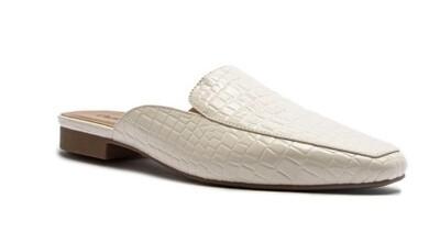 Winter Croc Slides