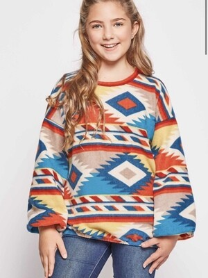 Aztec Me Anything Top