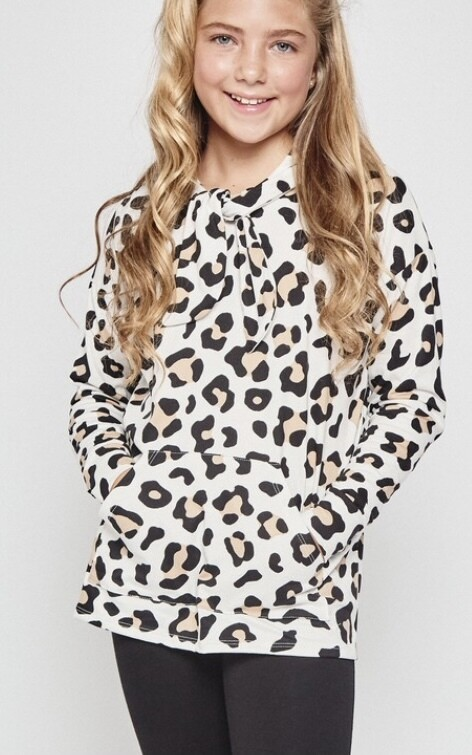 All My Love Leopard Top