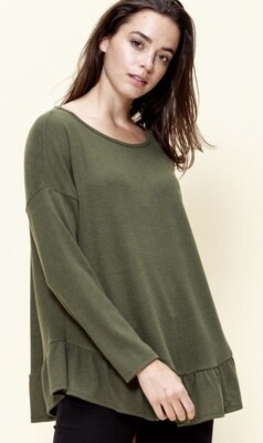 Olive Hacci Top