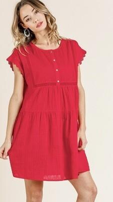 Red Hot Mama Dress
