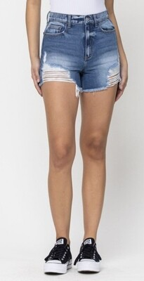 Best Ever Distressed Shorts