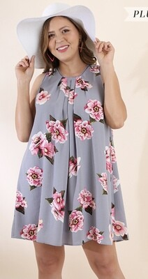 Cool Floral Dress