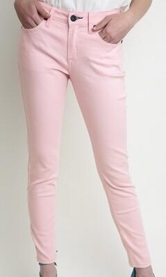 Blushing Pink Skinnies