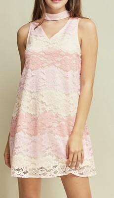 Sherbet Lace Dress