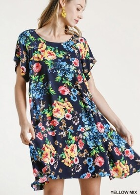 All About Floral Dress