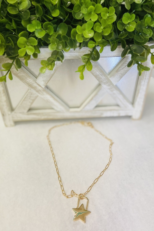 Starry Eyed Necklace