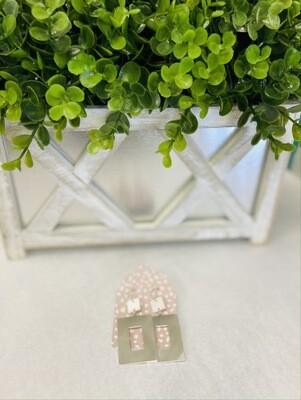 Love of Silver Earrings