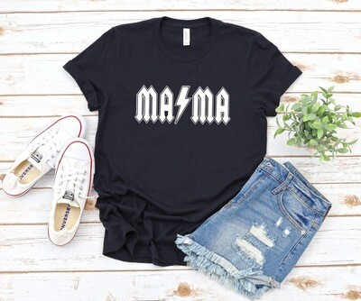 Mama Rocker Tee