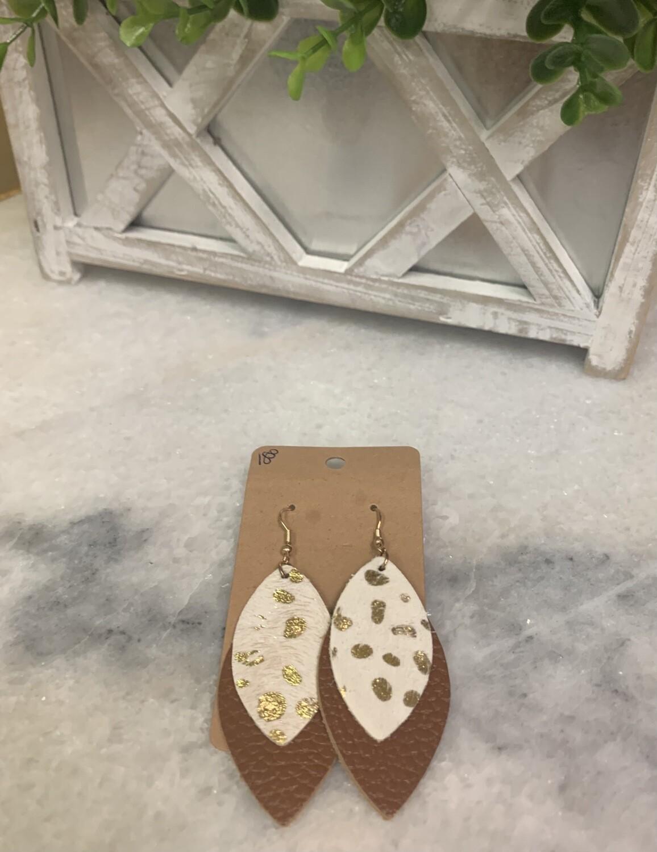 Speckled Fun Earrings