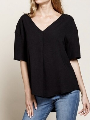 Alyssa Top (Black)