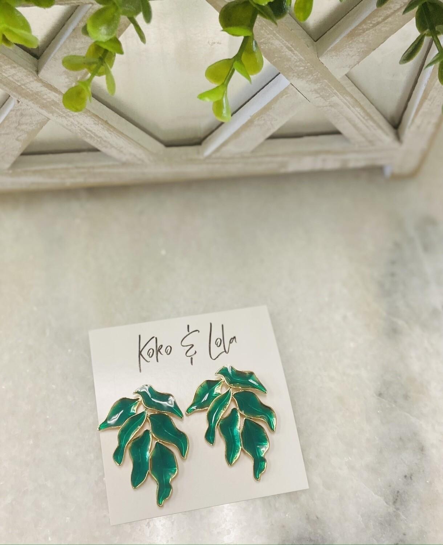The Palms Earrings