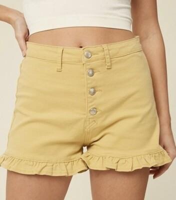 Butterscotch Shorts