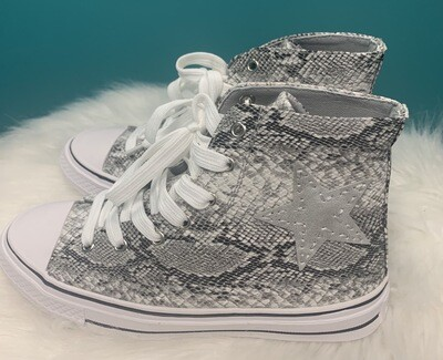 Starry Eyed High Tops