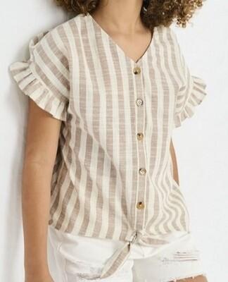 Prissy Miss Stripe Top