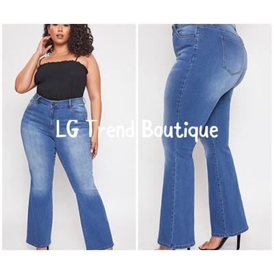 YMI Basic Flare Jeans
