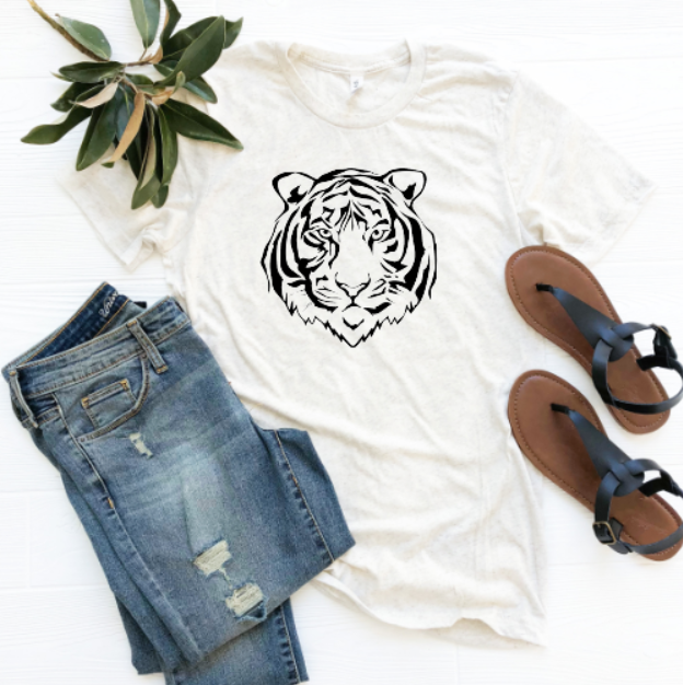 Hey There Tiger Tee