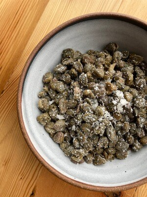Salt-Packed Capers