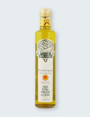 Terre Bormane Riviera Ligure DOP Extra Virgin Olive Oil
