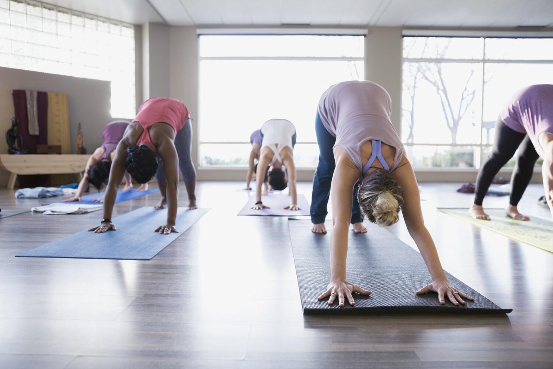 First-Time-Visitor FREE @yogazamene Online Class