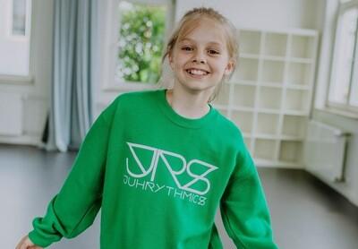 JRS- Kids Pulli Grün