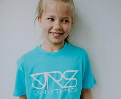 JRS- Kids T-Shirt Türkis