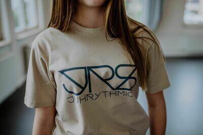 JRS- T-shirt Beige