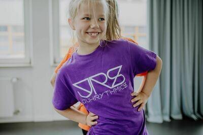 JRS- Kids T-shirt Lila