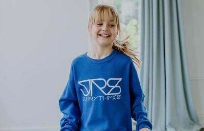 JRS- Kids Pulli Blau