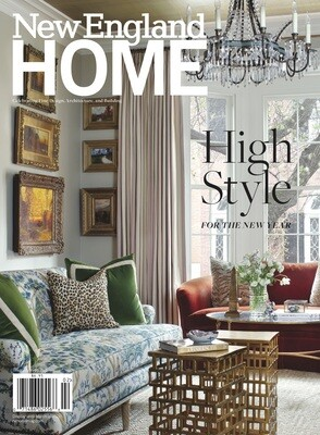 Year Long Subscription to NE Home Magazine - 2 winners! (Raffle Ticket)
