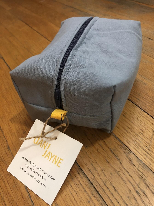 Upcycled Handmade DaniJayne Cosmetic Pouch (Raffle Ticket)